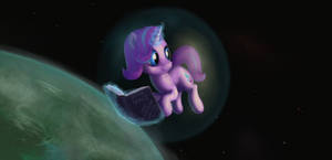 Glimmer in starlight