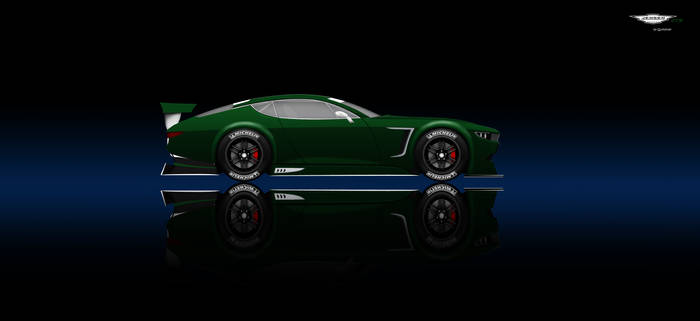 2014 Jensen Interceptor GT3 Promo