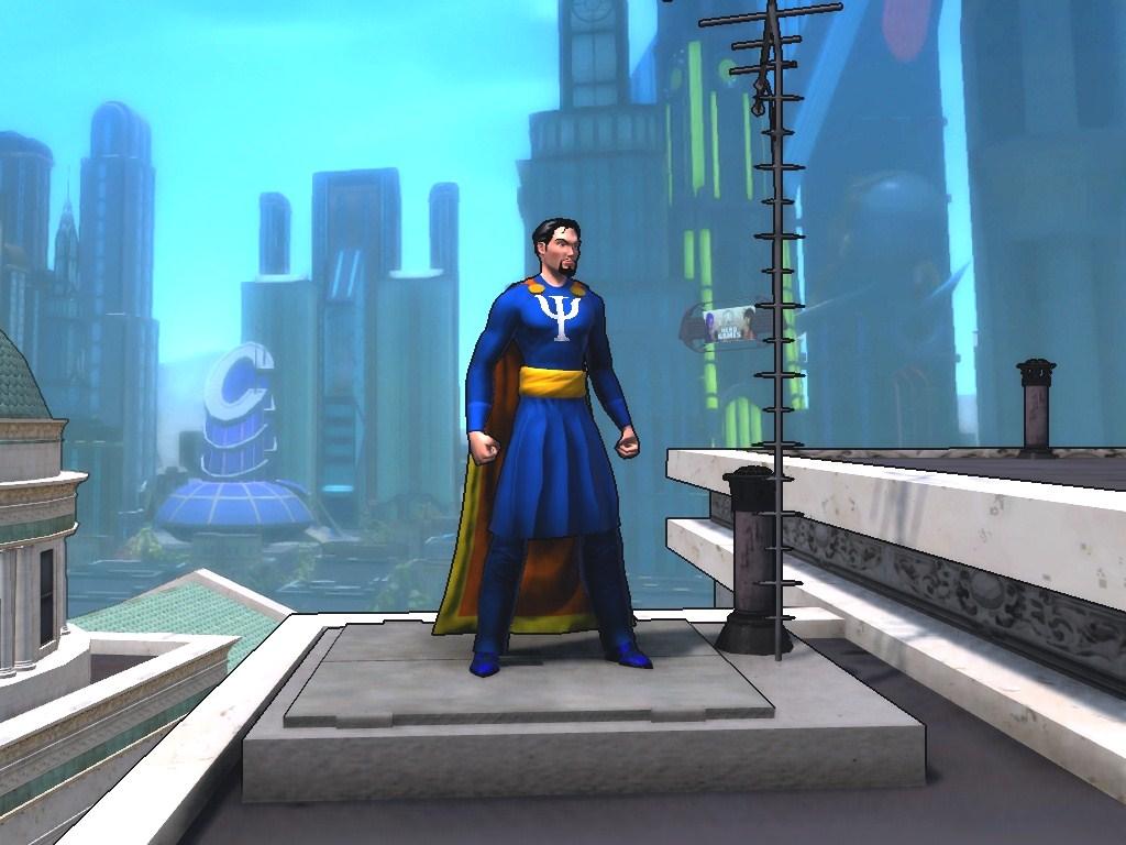 Doctor Strange by SciFiRocker