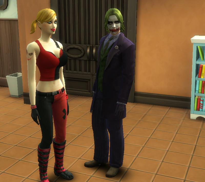 The Jokers by SciFiRocker