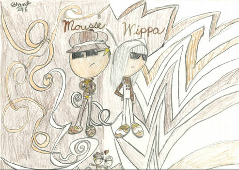 Mousse and Whippa