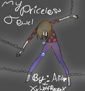 My priceless jewel cover by Aliderp123