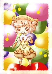 Chocolate by chihoriko