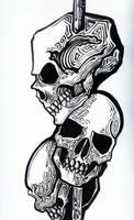 skulls pipe