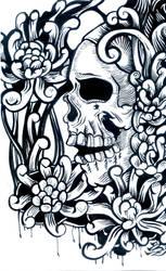 skull flo