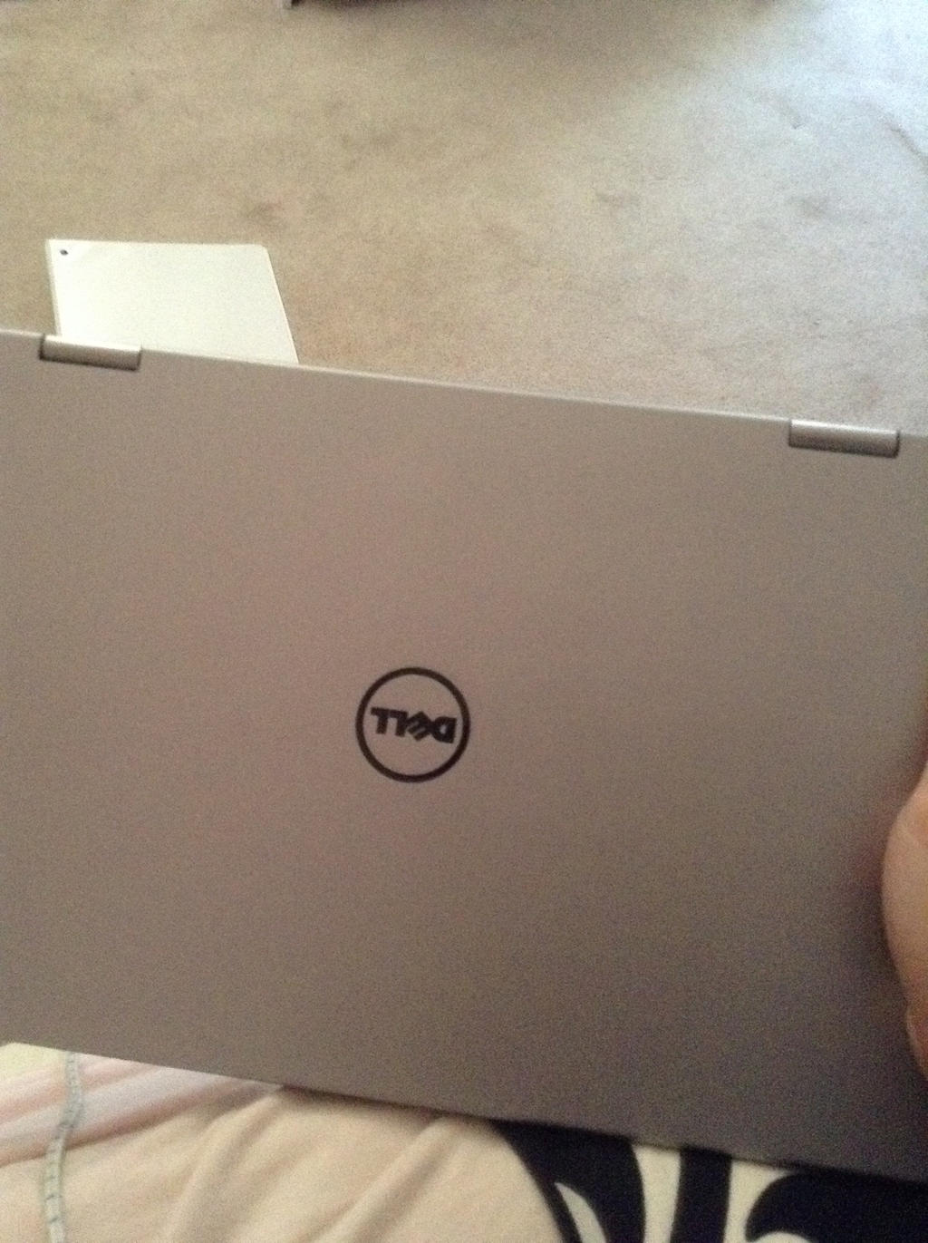 New Laptop Came in! by BlueBlur515