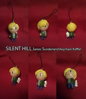 Silent Hill - James Sunderland Keychain Raffle