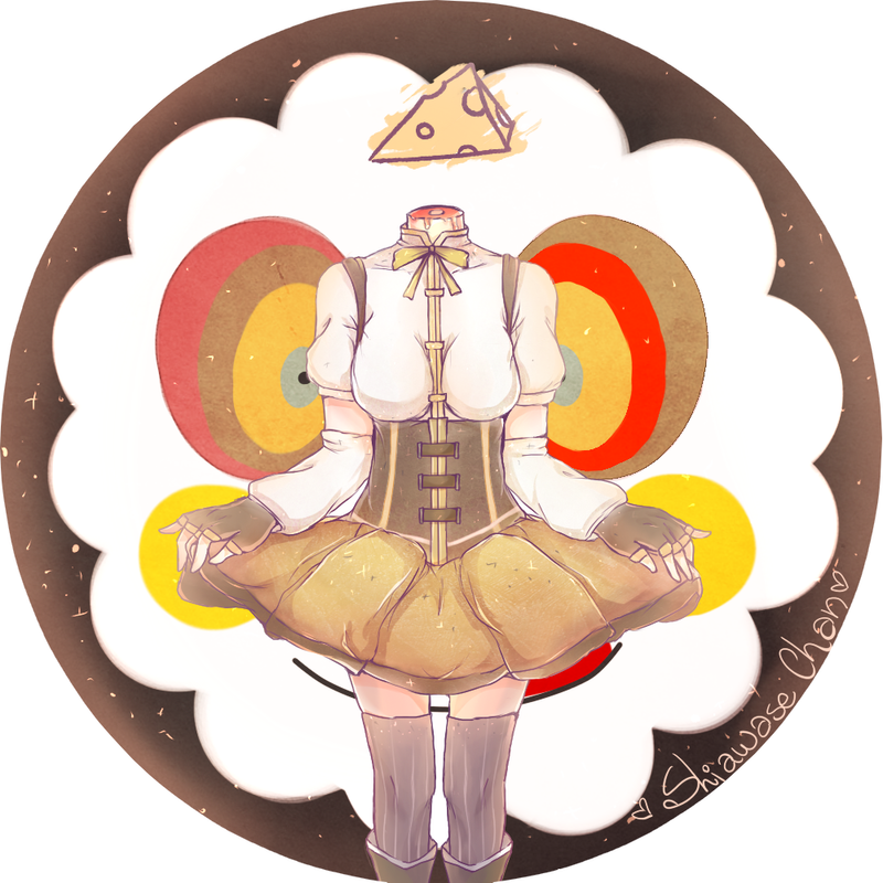 Mami Tomoe ~ HAPPY BIRTHDAY TEO ~ by SugarColdBeans9