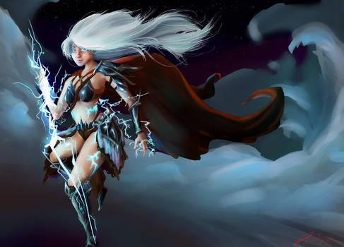 Arcana the Tempest