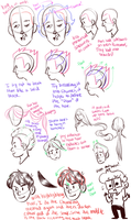 Hair tutorial by xMEDIUMx