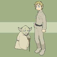 Star Wars 03 by matsutakedo