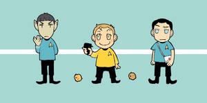 Star Trek: TOS 32 by matsutakedo