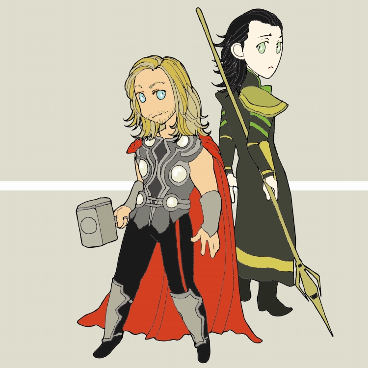 Avengers 03 by matsutakedo