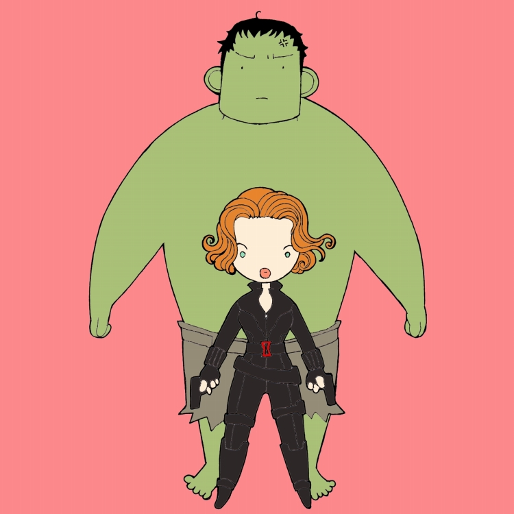 Avengers 14 by matsutakedo