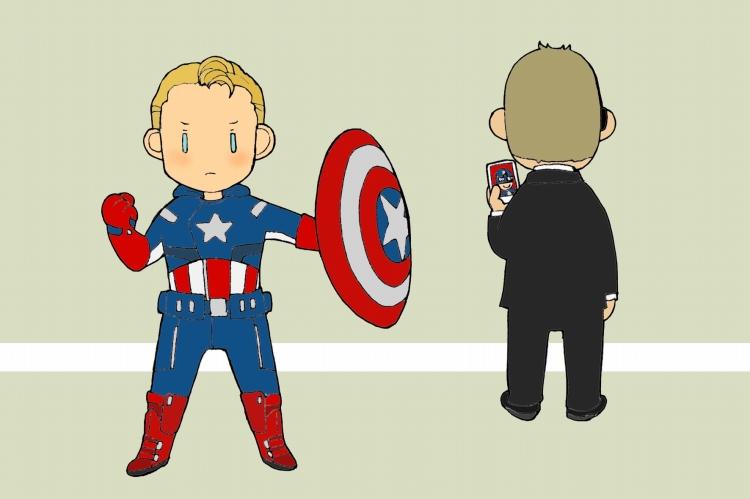 Avengers 19 by matsutakedo
