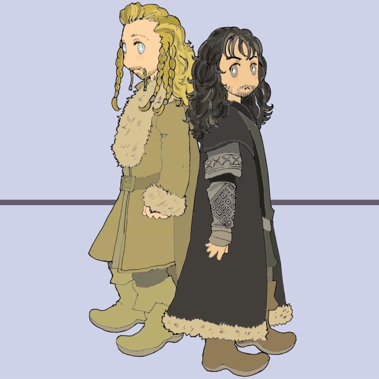 The Hobbit 03 by matsutakedo