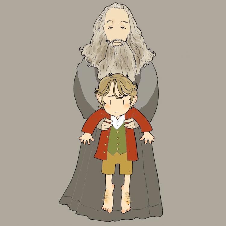 The Hobbit 06 by matsutakedo