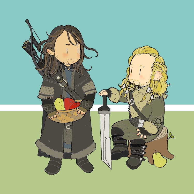 The Hobbit 07 by matsutakedo