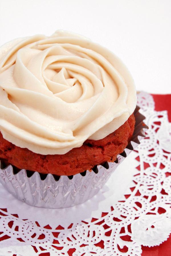 Red Velvet Cupcake 5 by laurenjacob