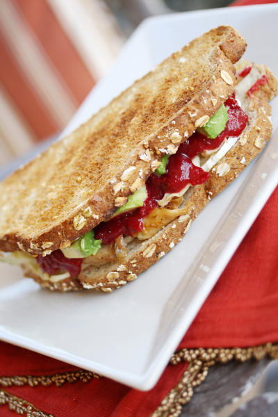 Thanksgiving Sandwich 3