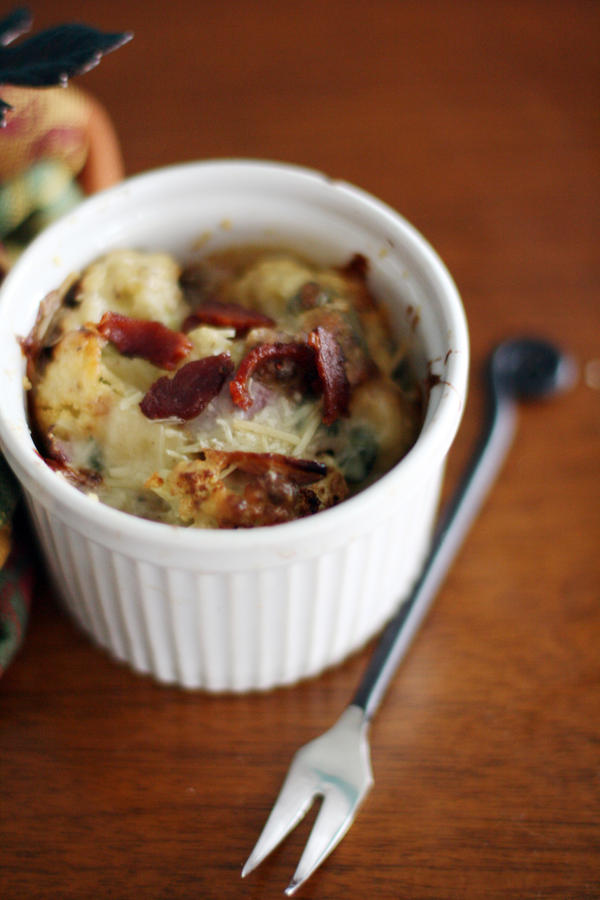 Roasted Cauliflower Gratin by laurenjacob on deviantART
