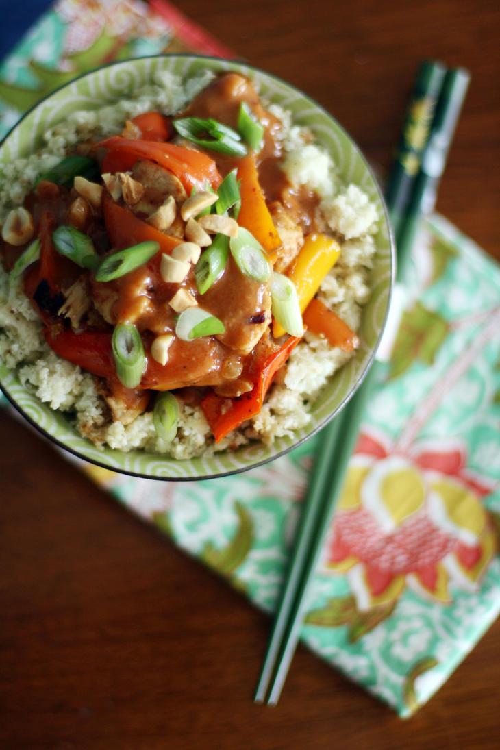 Peanut Thai Curry by laurenjacob