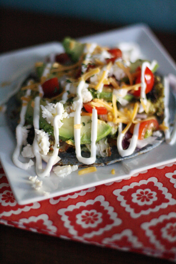 Cilantro lime and jalapeno Chicken Tacos by laurenjacob