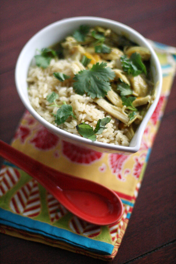 Pulled Chicken Curry by laurenjacob