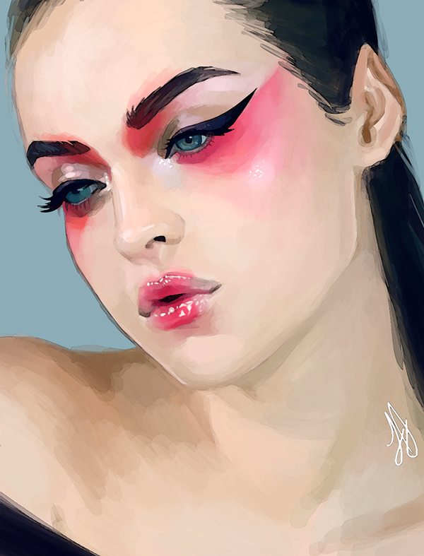 Pink by laurenjacob