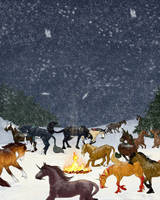 Winter Solstice by sandeyes13