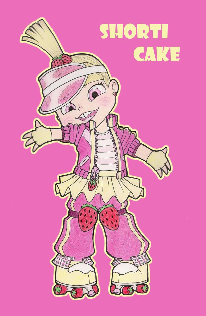 Sugar Rush Oc Shorti Cake By Olivia8383 On Deviantart