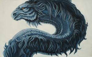 Azure Serpent