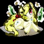 MLP Ponysona - Lemon Martini