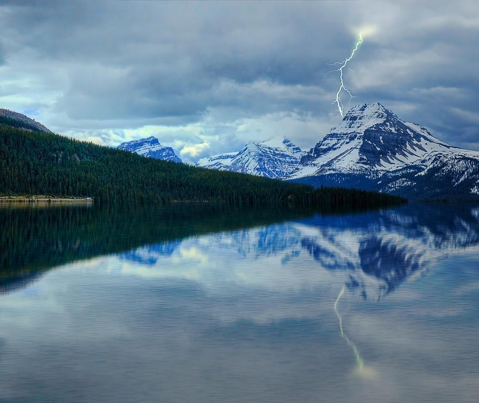 Storm Reflection by markodadada