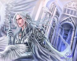 Paladin by Milulu48