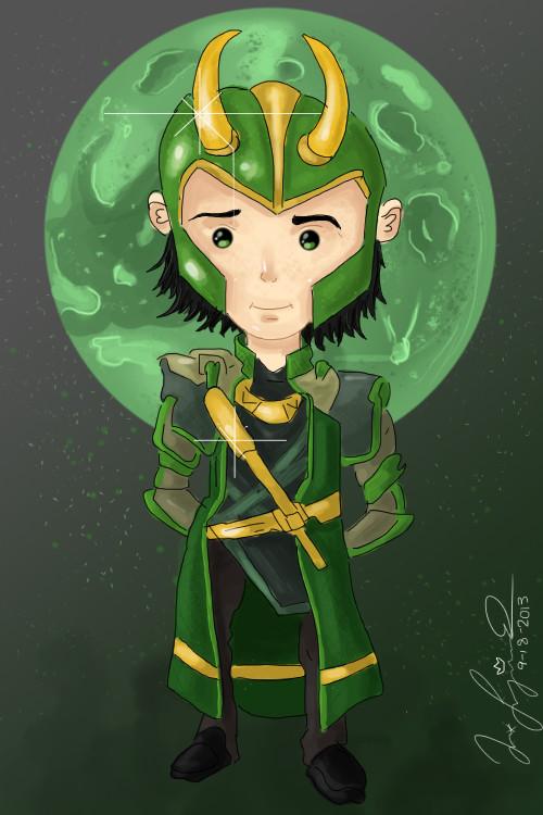 Loki by NovaArt24