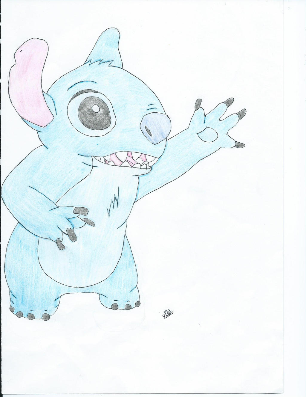Stitch by violetemo16