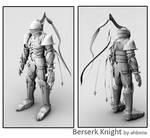 Berserk Knight by ahbenx