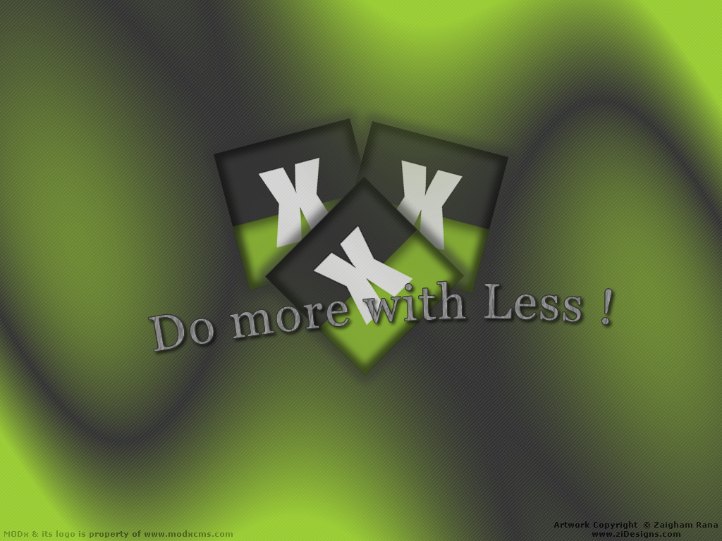 MODx - Do more with less -4-