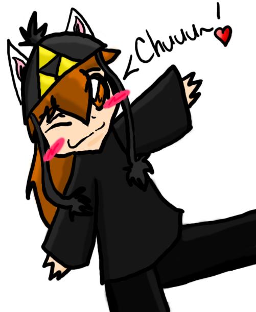 Chuuu by Inukage-Okami