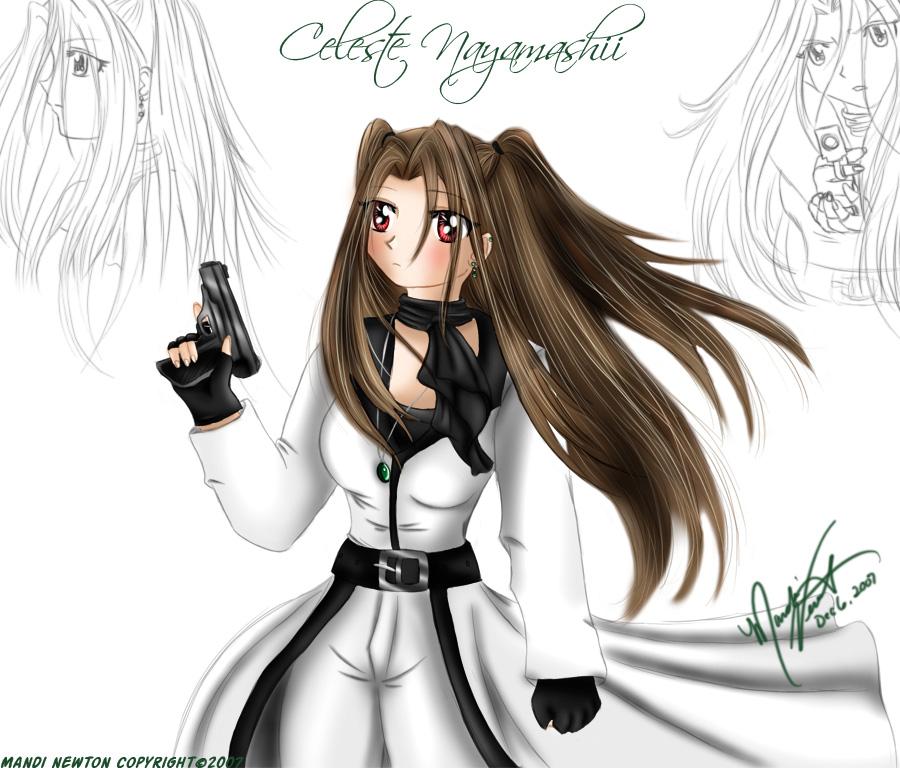 Celeste Nayamashii by SassyLilPanda