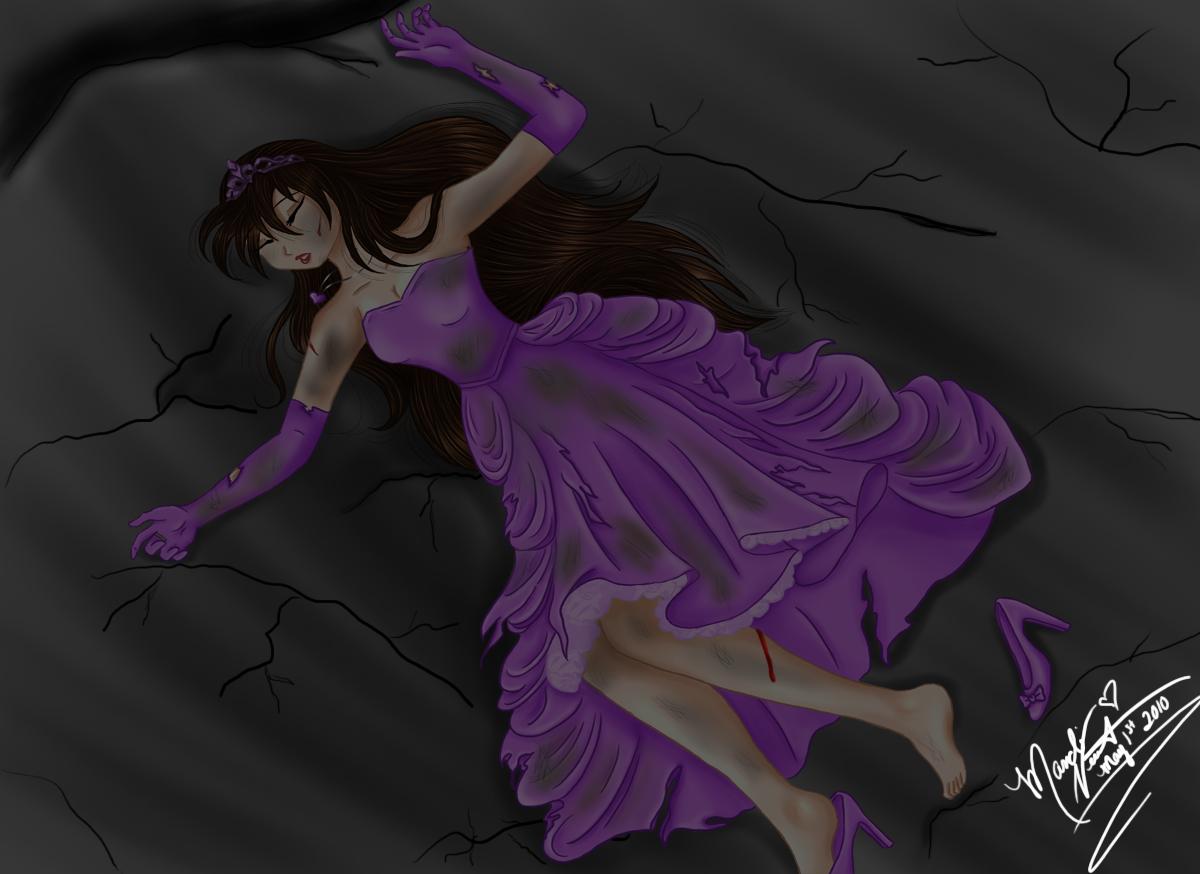 Unconscious Princess by SassyLilPanda