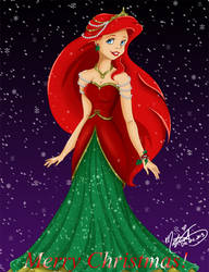 A Very Ariel Christmas!