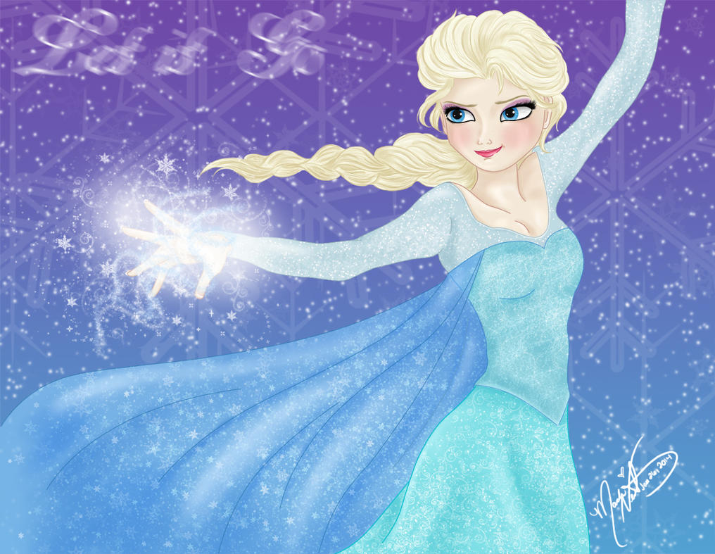Let it Go by SassyLilPanda