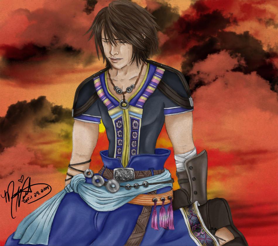 Tears of the Last Hunter by SassyLilPanda