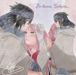I'm Home, Sakura by SassyLilPanda