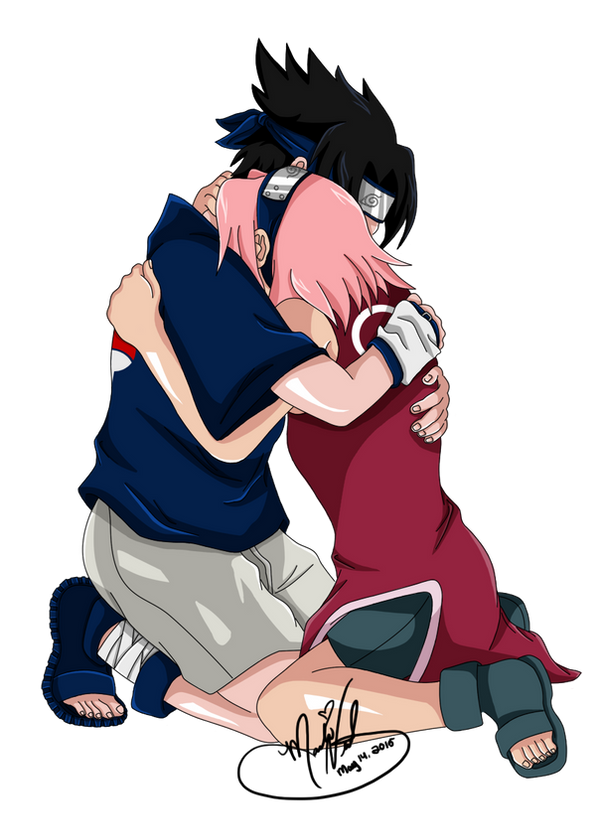 Hold Me Forever by SassyLilPanda