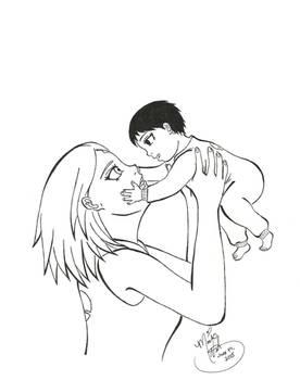 Mama's Precious Baby Girl