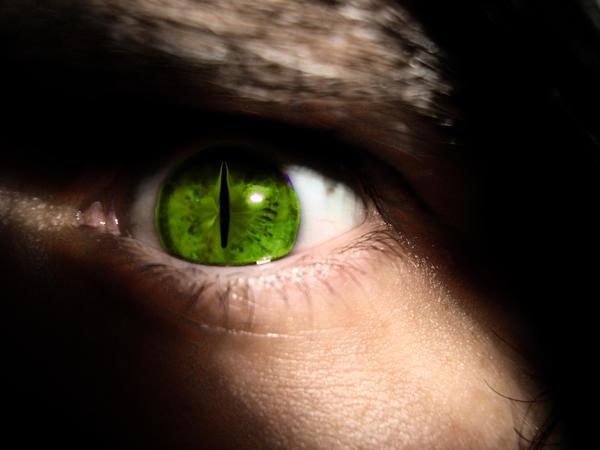 snake eye by Shy-Vampire