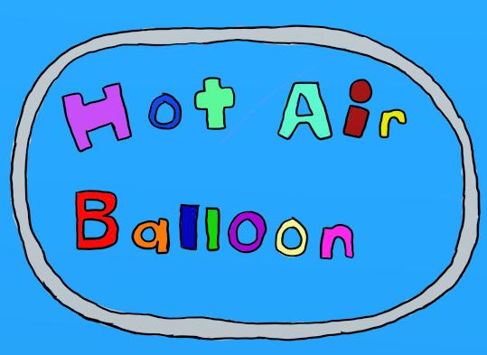 Hot Air Balloon logo digi by PnF-lover56